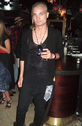 Corey Moran of Fashion Indie