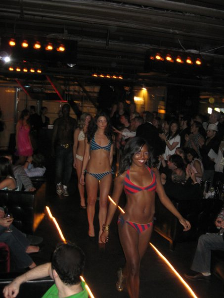 Women\'s Mafia Fashion Show and Website Launch Party