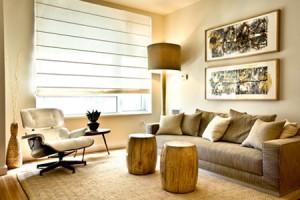 Riverhouse Living Room