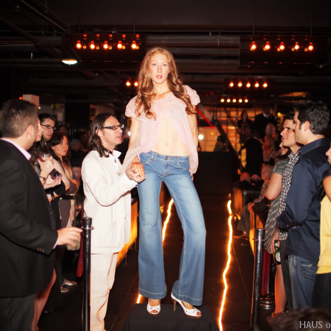 Women's Mafia Fashion Show