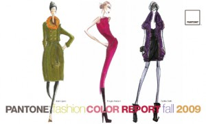 Pantone Fashion Color Report Fall 2009