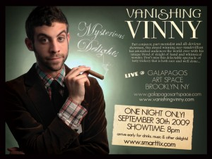Vanishing Vinny