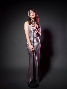 Cassandra Nemzer Singing Shot