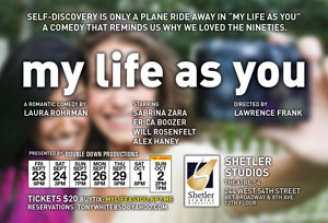 "Women's Mafia Exclusive: See ""My Life As You"" this Weekend Off Broaday"