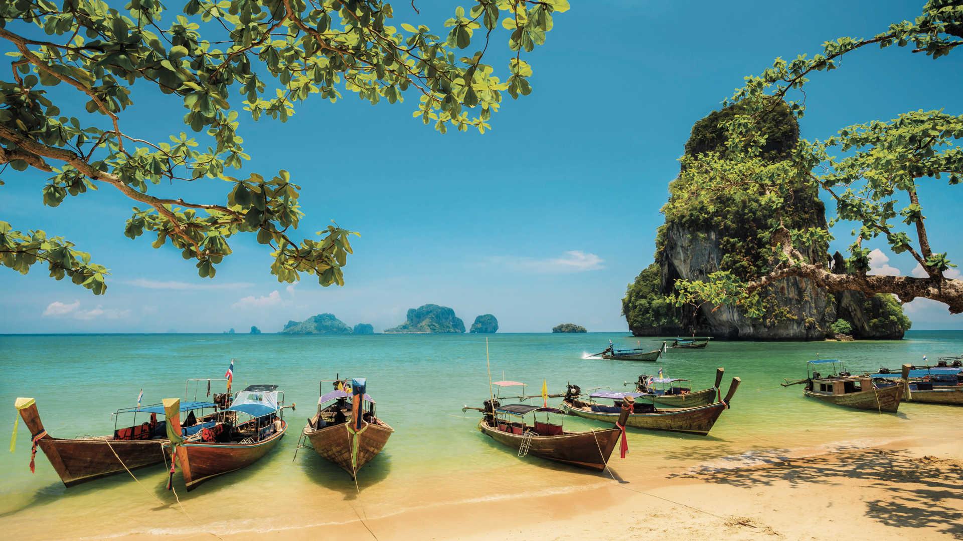 Dynamic Outdoors Thailand Adventure, Culture & Beach Trip